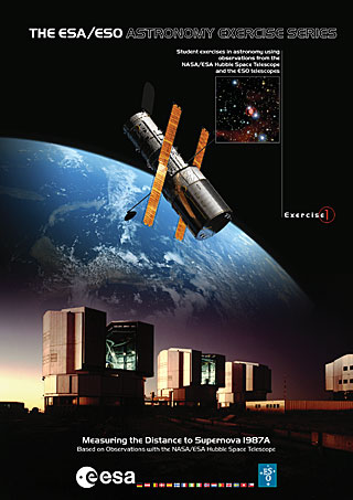The ESA/ESO Exercise Series booklets English - Exercise 1