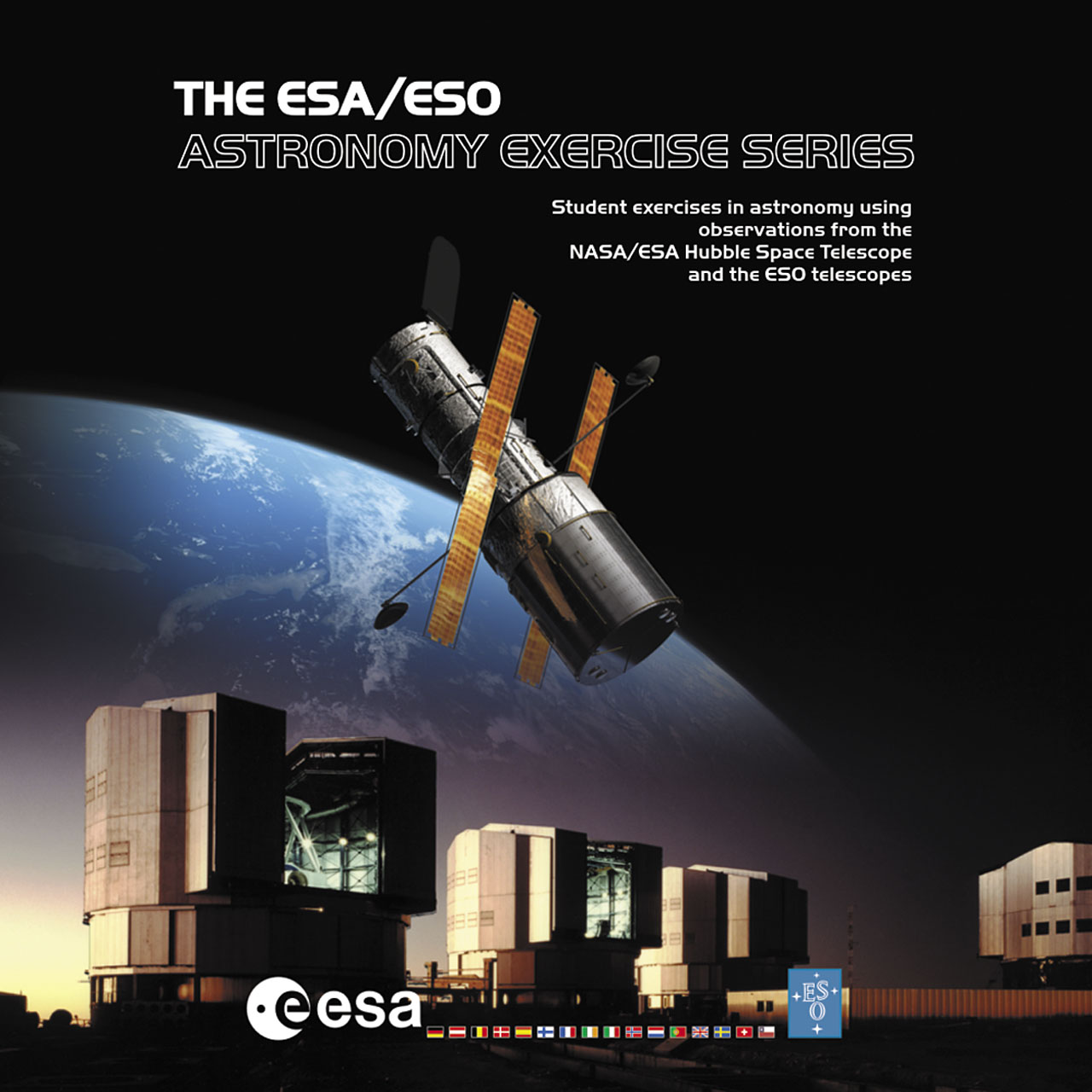 CD-ROM: The ESA/ESO Astronomy Exercise Series | ESO