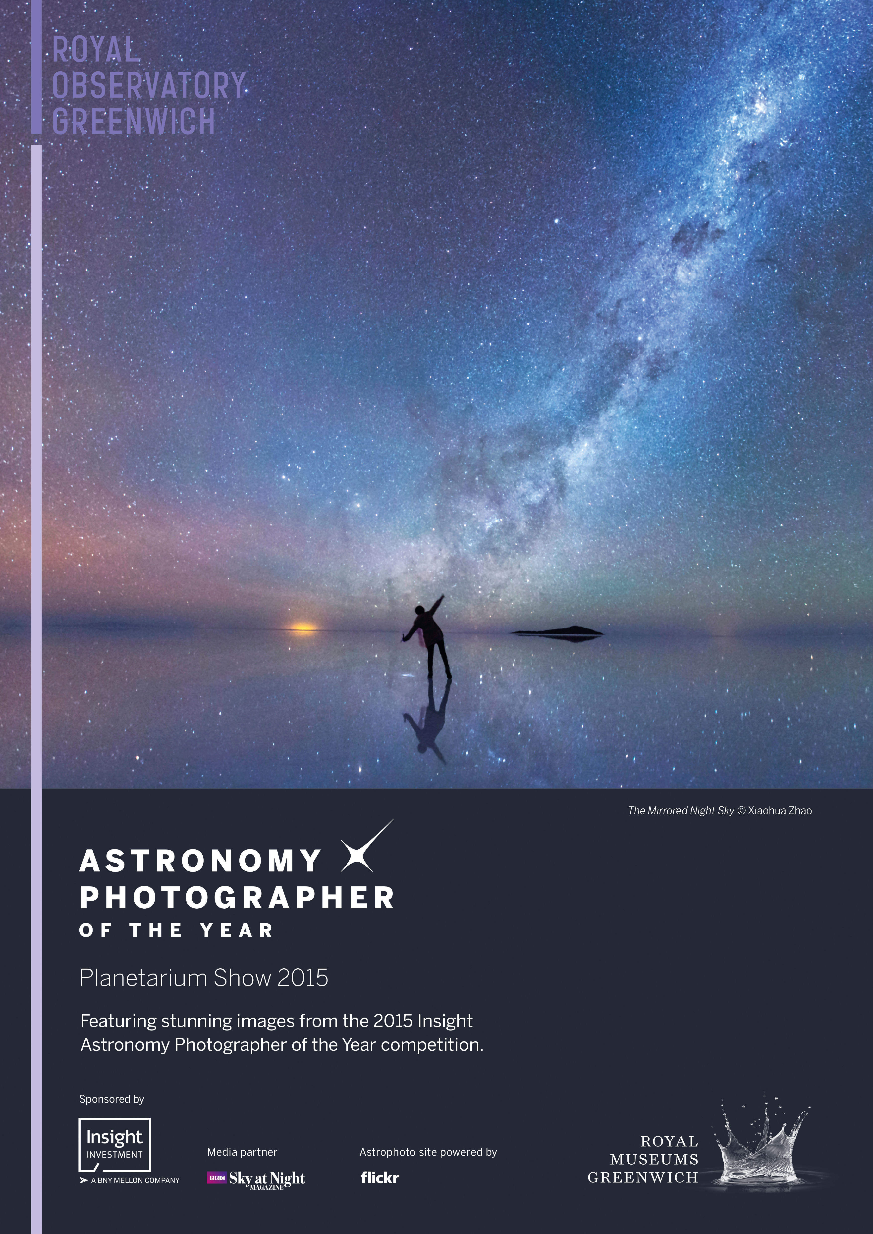 poster  astronomy photographer of the year 2015