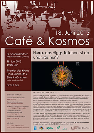 Poster of Café & Kosmos 18 June 2013