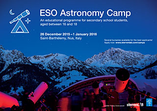 ESO Astronomy Camp 2015