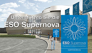 ESO Supernova Planetarium & Visitor Centre (German)