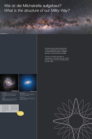 1008 Detailed Structure of the Milky Way