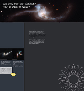 1018 Evolution of galaxies