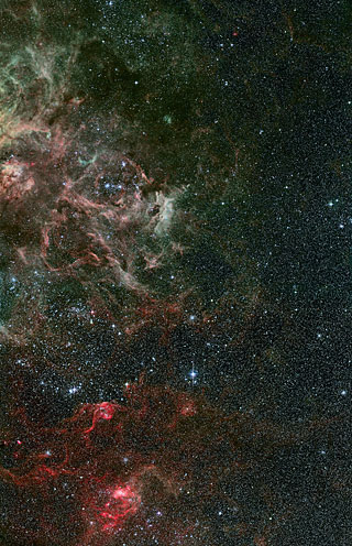 Tarantula Nebula 2 (Paranal Visitor Centre, International)