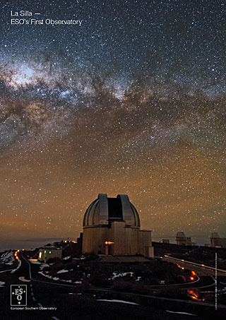 La Silla — ESO's First Observatory handout (English)