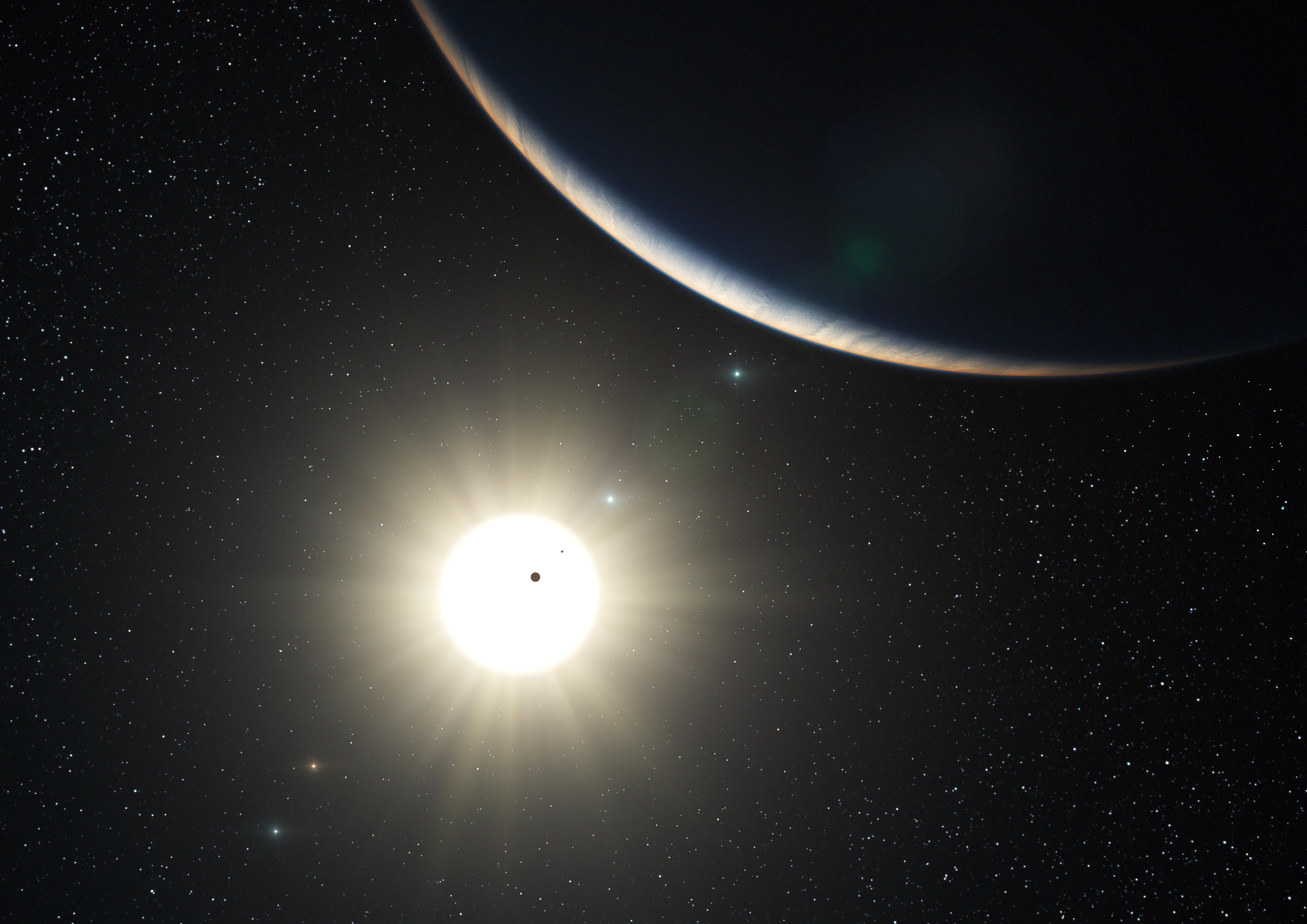 Los Viajeros estelares: Otros mundos, otros soles.