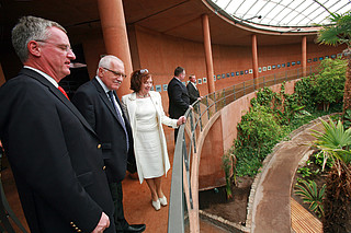 The President of the Czech Republic at the Paranal Residencia