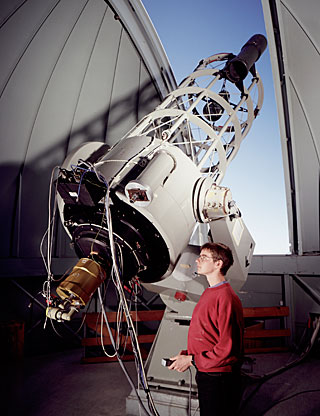 Dutch 90cm Telescope