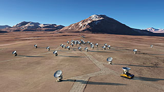 The future ALMA array