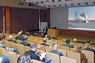 The ESO Industry Day in Warsaw, Poland