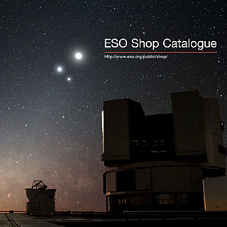 ESO Shop Catalogue brochure