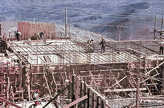 La Silla Construction 03