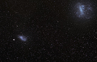 Magellanic Clouds ― Irregular Dwarf Galaxies