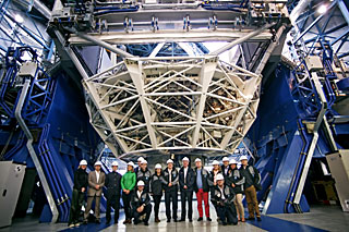Barroso at the VLT