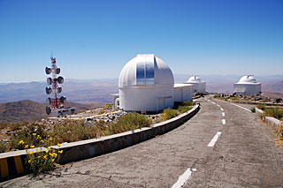 Smaller telescopes at La Silla Observatory