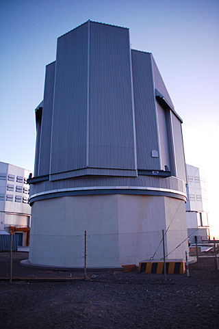 VST Enclosure at Paranal
