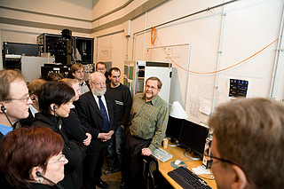 Finnish Visit to ESO 2006