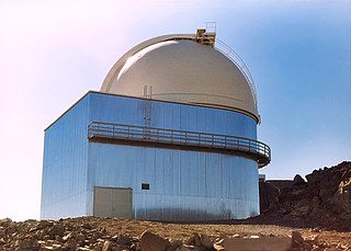 The ESO 1-metre Telescope