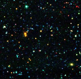 Distant Galaxies in