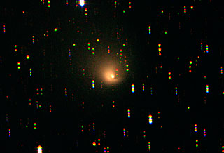 Hale-Bopp at 2 Billion km