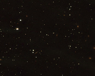 Sky Field in Ophiuchus