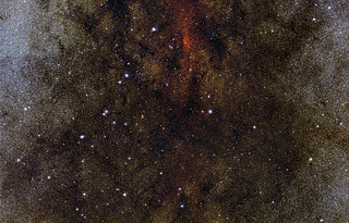 One million stars — towards the dark heart of the Milky Way