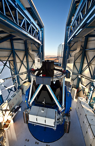 The VLT Survey Telescope: the largest telescope in the world designed for visible light sky surveys
