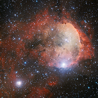 The star formation region NGC 3324