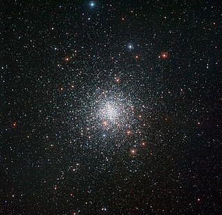 The globular star cluster Messier 4