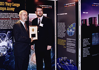 ESO VLT Wins US Technology Prize
