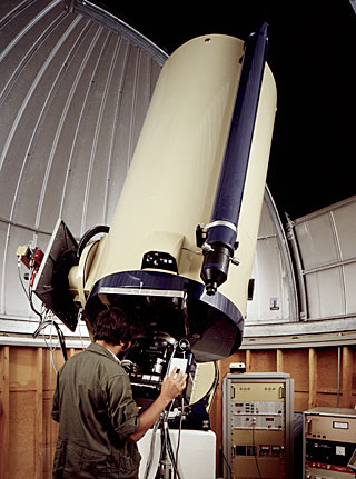 Swiss 0.7-m Telescope