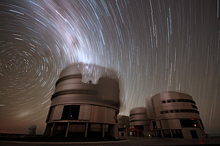 Paranal Starry Night