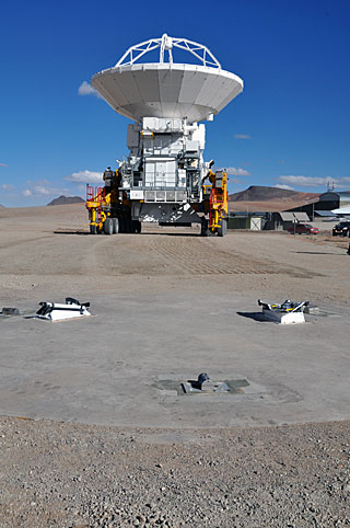 Positioning an Antenna at 5000 Metres Altitude