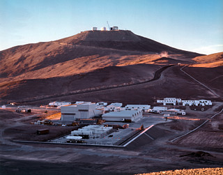 The Paranal Base Camp (1997)