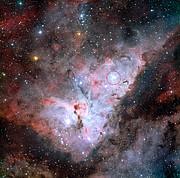 Trumpler 14 in the Carina Nebula
