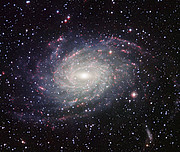 Wide Field Imager view of a Milky Way look-alike, NGC 6744