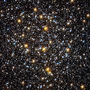 Snímek kulové hvězdokupy NGC 6362 - HST