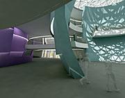 The new planetarium and visitor centre at ESO Headquarters