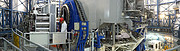 Lo strumento MUSE installato al VLT (Very Large Telescope)