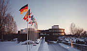 eso headquarters at garching