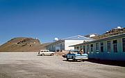 La Silla, La prima casa per i telescopi ESO -- Passato e Presente