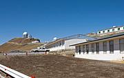 La Silla, La prima casa per i telescopi ESO -- Foto odierna