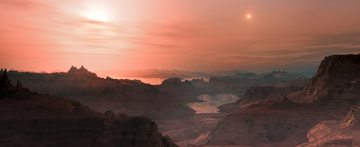 Millones de planetas habitables tan solo en nuestra galaxia