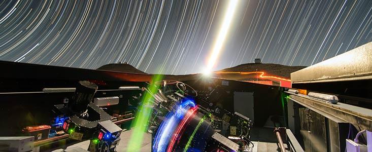 ESOs Next-Generation Transit Survey teleskoper