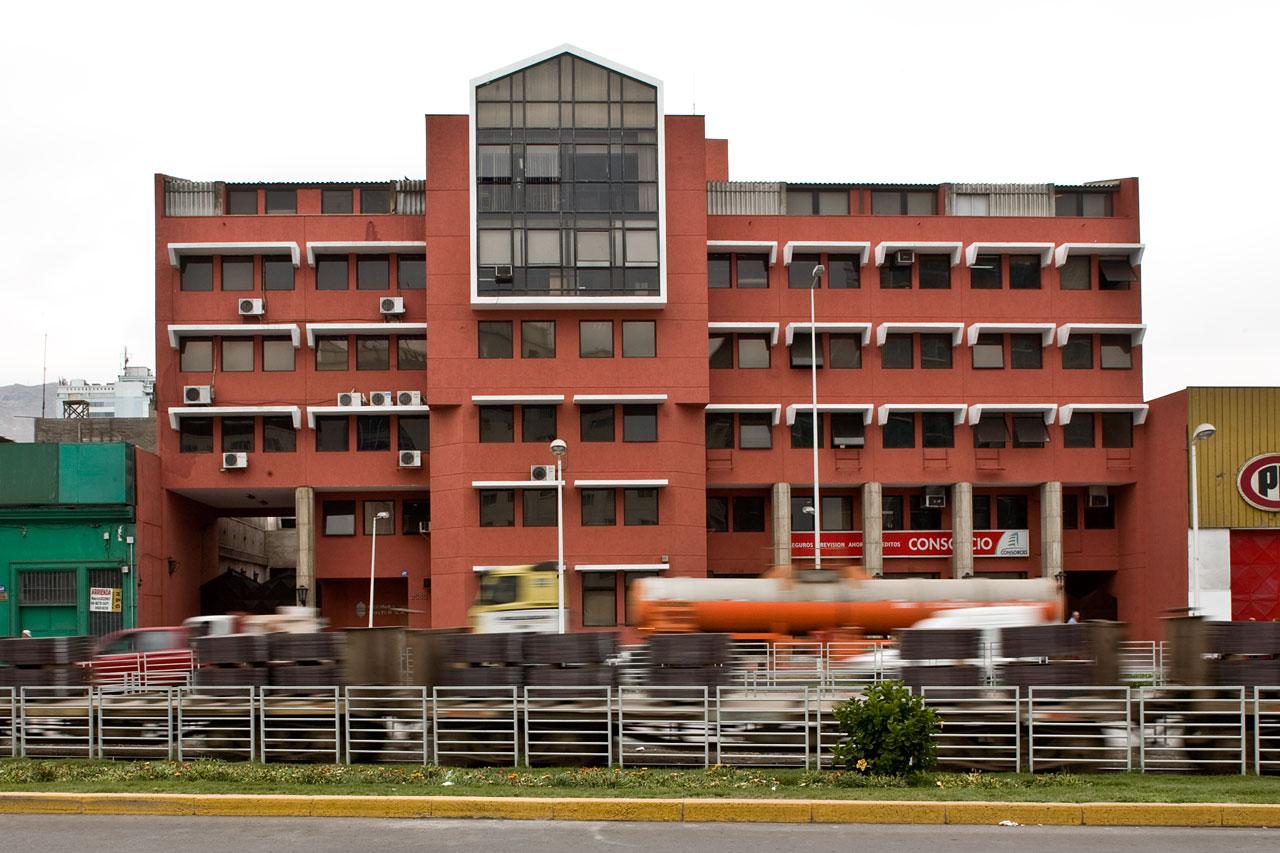 Oficina de ESO en Antofagasta