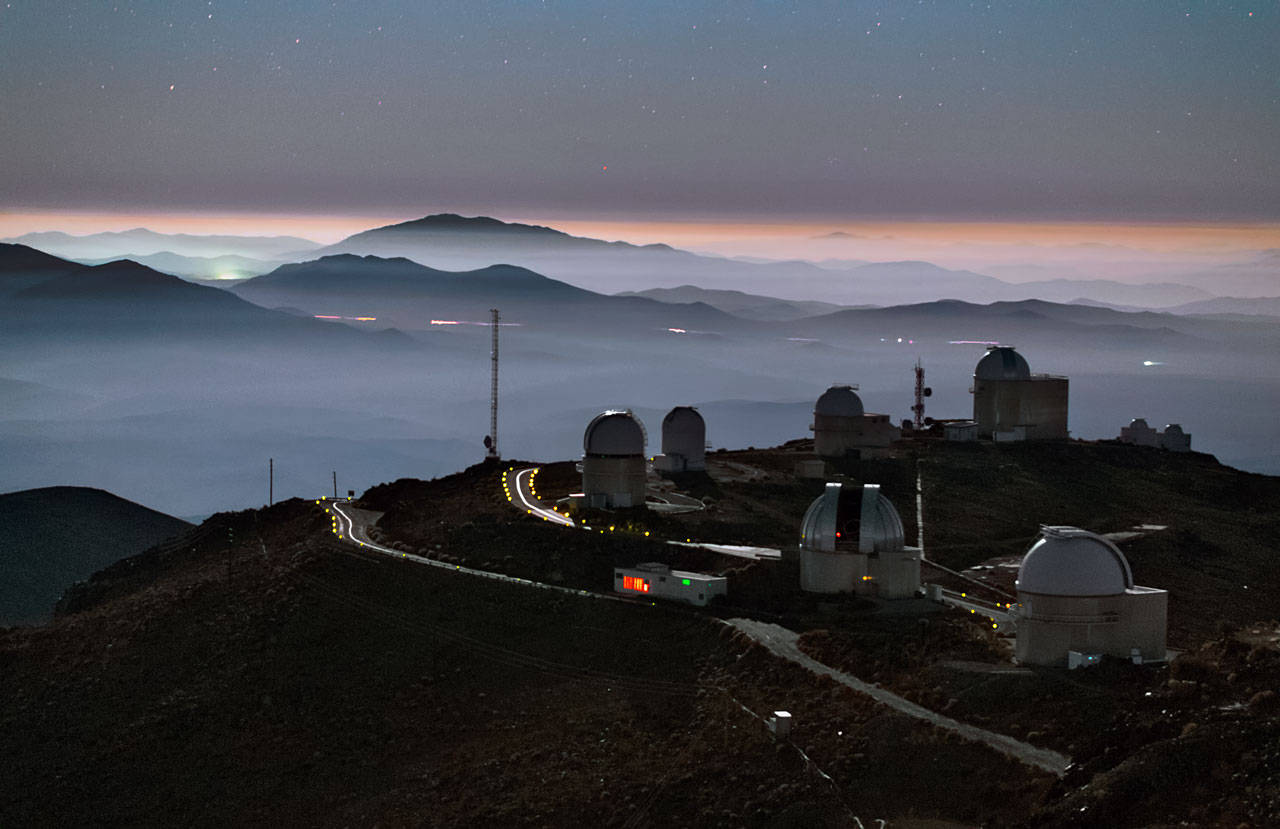 Weekend Visits To The La Silla Observatory Eso