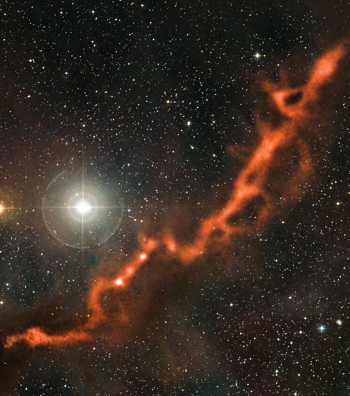 Something is. galactic boob gallery