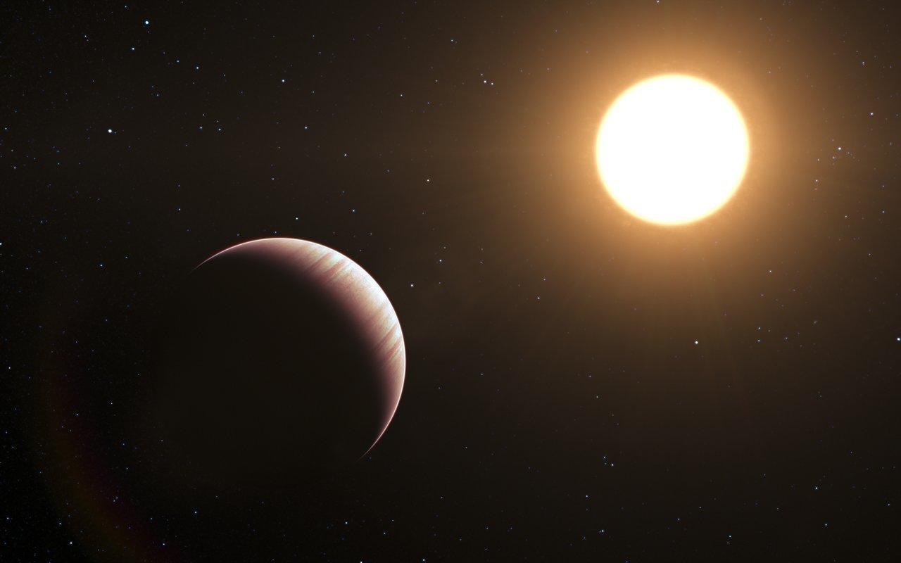 Астрономам удалось установить природу феномена, связанного с «разбуханием» экзопланет