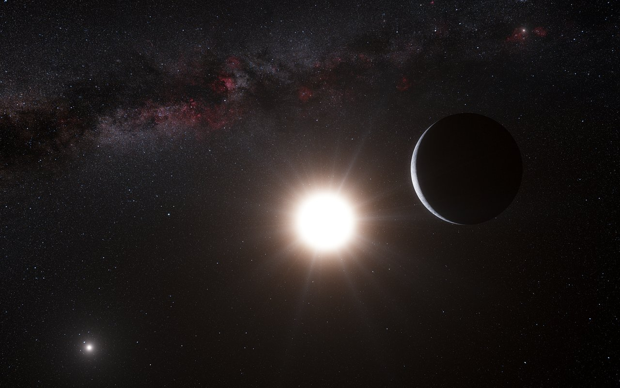 ALPHA CENTAURI HAS A PLANET! - Bad Astronomy : Bad Astronomy